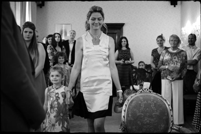 Bride at Chelsea